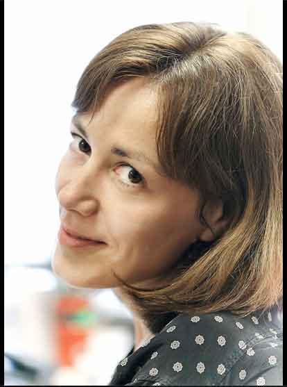 Lidia Nieto, experta en creación de contenidos digitales