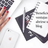 RAZONES Y BENEFICIOS DE TENER BLOG PARA CREAR MARCA PERSONAL