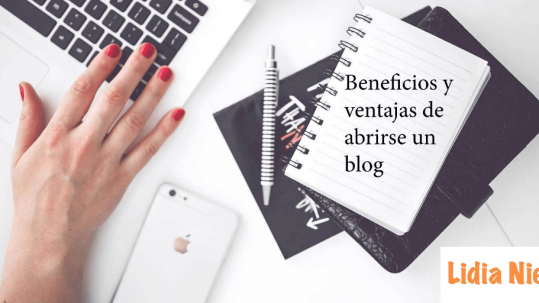 tener un blog para crear marca personal