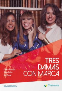tres damas con marca 2